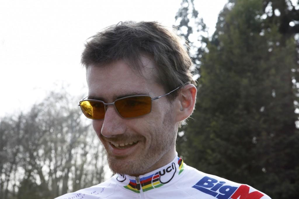 Olivier DONVAL - 24 mars 2012 - Critérium de Longchamp (Hélène DRES / ASLAA)