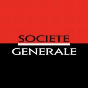 La banque Société générale, soutien financier pour l'organisation du séjour de ski alpin aux Deux Alpes en 2014.