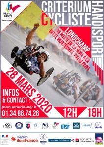 Criterium_Cyclisme_Handisport_Longchamp
